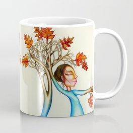 Natarajasana Coffee Mug