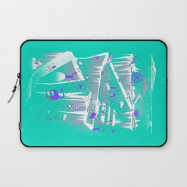 Penguins (flat, palette swap) Laptop Sleeve
