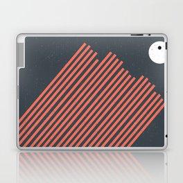 Moon Rays Laptop & iPad Skin