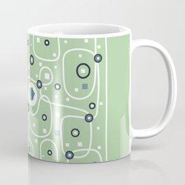 Seguridad [Mint] Coffee Mug