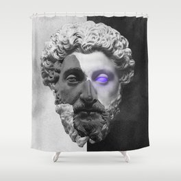 Mokoz Shower Curtain