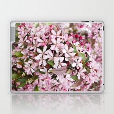 Apricot blossoms Laptop & iPad Skin