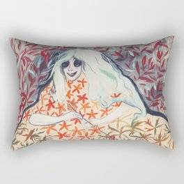 All the colours Rectangular Pillow