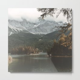 Eibsee - Landscape Photography Metal Print