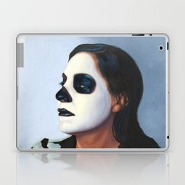 Sister Death, Hermana Muerte, Day of the Dead Laptop & iPad Skin