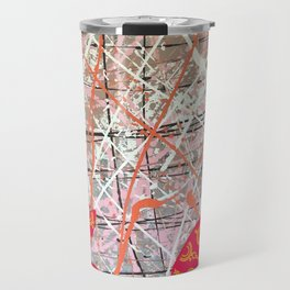 Flight of Color - Girl Travel Mug