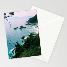 Coast, Big Sur Stationery Cards