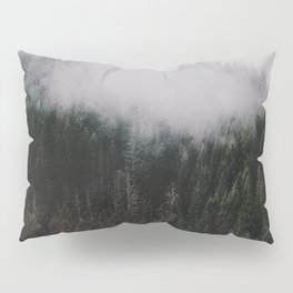 Forest Fog IV Pillow Sham