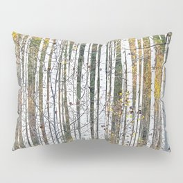 Aspensary forests Pillow Sham
