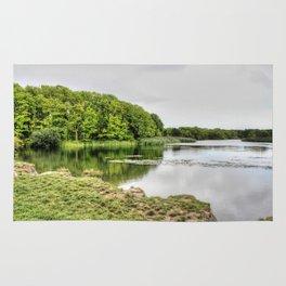 Cosmeston Lake HDR Rug