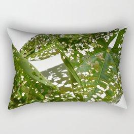 Leaf Light Group Rectangular Pillow