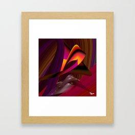 Over the Rainbow by Kenny Rego Framed Art Print