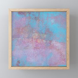 Abstract No. 66 Framed Mini Art Print