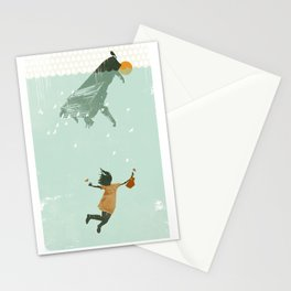 WATER DREAM Stationery Cards