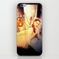fairytale iPhone & iPod Skins featuring Fairytale by Emma Design Digital Arts