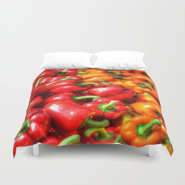 PEPPER PEPPER! Duvet Cover