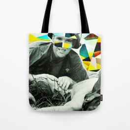 Last Breath Tote Bag
