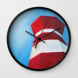 Hilton Head Island Lighthouse Wall Clock