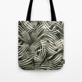 In The Icy Air of Night - Silver Screen Edition Tote Bag