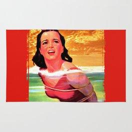 Beach Blanket Bondage Rug