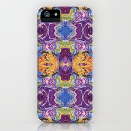 Florid Oasis iPhone Case