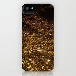 The City Lights (Color) iPhone Case