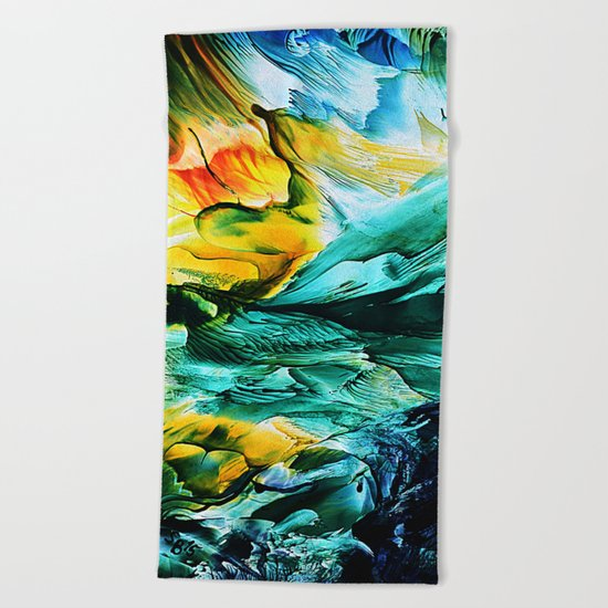 Rapids Beach Towel