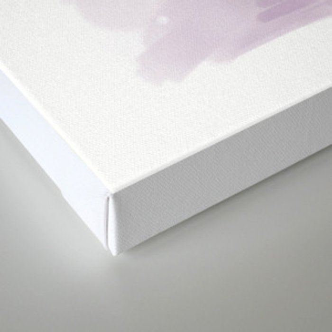 Penguin cuddle Canvas Print
