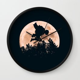 Kimetsu no Yaiba Wall Clock