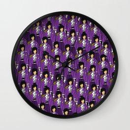 Princess-Prince-A-Thon Wall Clock