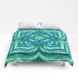 Tropical Leaf Fashion Design Comforters