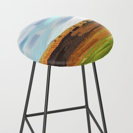 Farming Plain Bar Stool