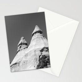 Tent Rocks National Monument Stationery Cards