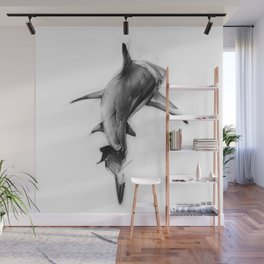 Shark II Wall Mural