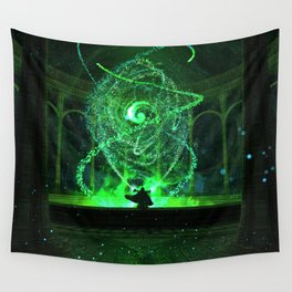 Pyre Wall Tapestry