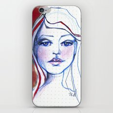 Nonplussed iPhone & iPod Skin