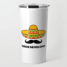 Senior Developer Travel Mug