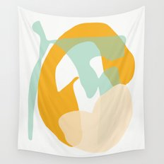 Matisse Shapes 7 Wall Tapestry