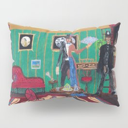 Crime of Diversity 1885 Pillow Sham