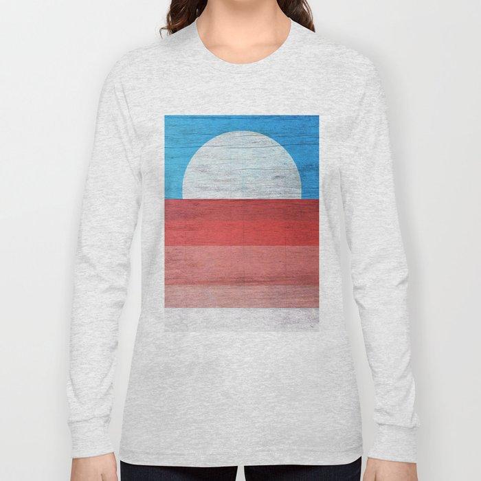 Red Sea Long Sleeve T-shirt