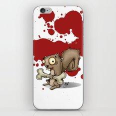 Le Wild Squirrel iPhone & iPod Skin