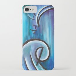 Water Woman 1 iPhone Case
