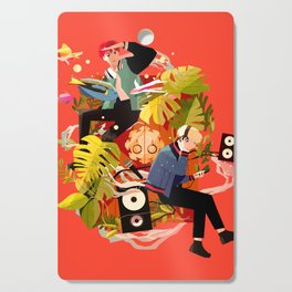 Fly away to SOPE world Cutting Board