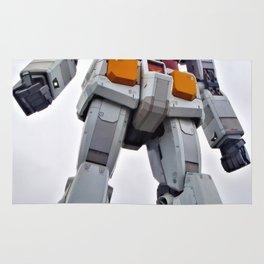 Mobile Suit Gundam Rug