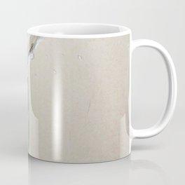 Strawberry dropped in a glass Coffee Mug