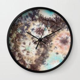 mojave desert Wall Clock