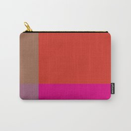 COLOR COMPOSITION_MADDER RED Carry-All Pouch