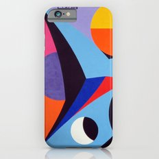 Shark - Paint Slim Case iPhone 6s