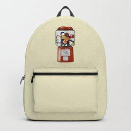 Billiard Gumball Machine Backpack
