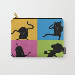 Bmo's Campaign Mosaic. Carry-All Pouch